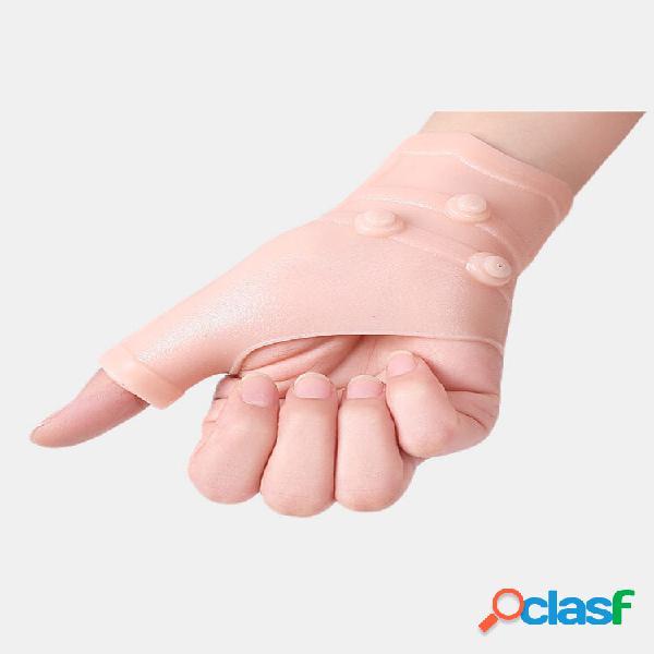 Sebs magnete protettivo protezione elastica alta distorsione sport all'aria aperta ginocchiera protezione mano polso set