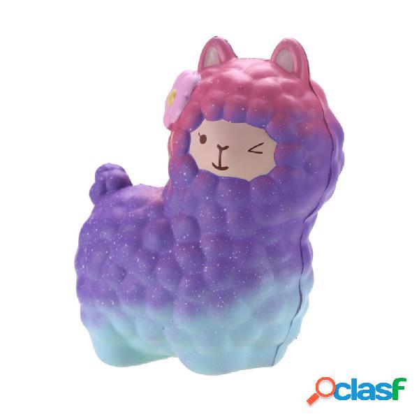 Giocattolo regalo di decorazione regalo della collezione di imballaggio originale di vlampo squishy alpaca