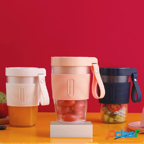 Mini juicer produttore portatile multifunzione usb ricaricabile juice cup