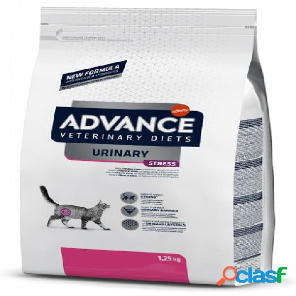 Affinity advance diet gatto urinary stress kg 1,25