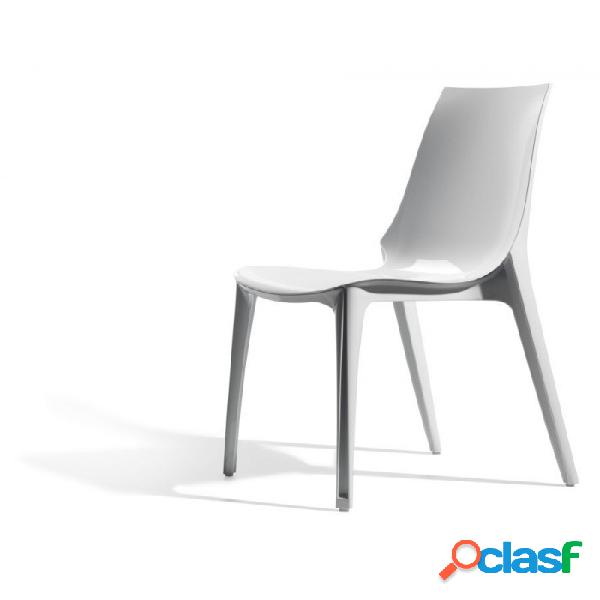 Scab design vanity chair 2652