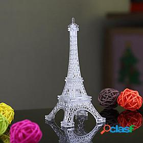 Led night light color-changing decoration atmosphere lamp button battery powered 1 set