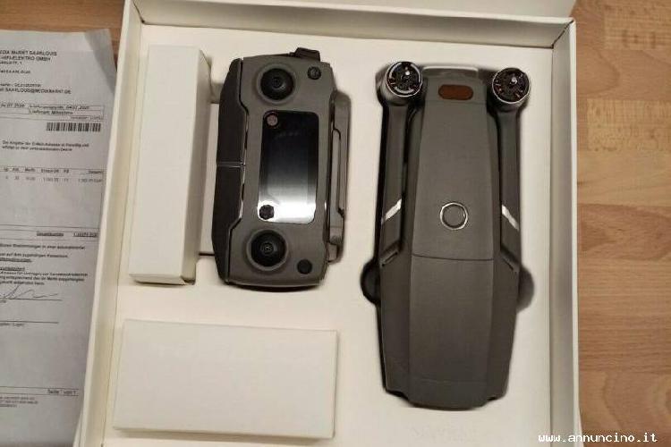 Dji mavic 2 pro con telecamera con sensore video h, nuovo,