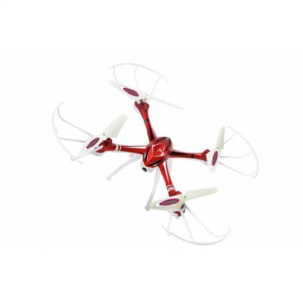 Jamara drone di altitudine rc merlo hd compass flyback turbo