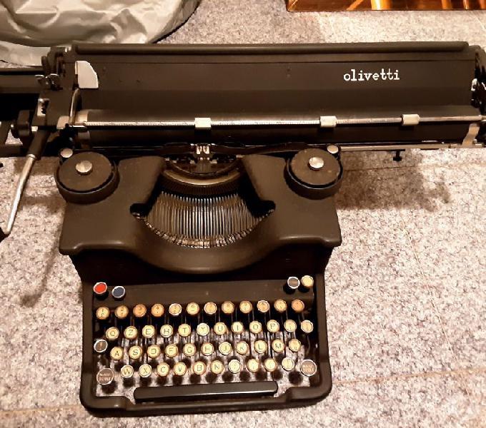 Macchina da scrivere olivetti m40 legnago