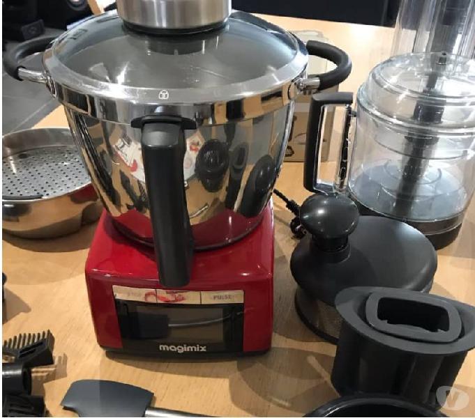 Magimix cook expert rouge in vendita putifigari - vendita mobili usati