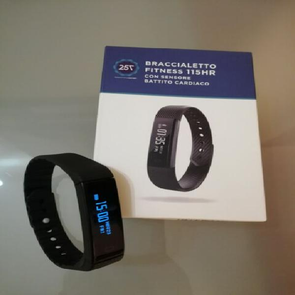 Orologio braccialetto fitness 115hr