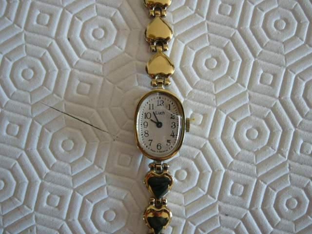 Orologio donna carica manuale