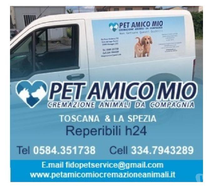Pet amico mio cremazione animali la spezia - prodotti e servizi per animali