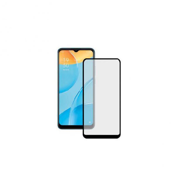 Proteggi schermo in vetro temperato oppo a15 ksix