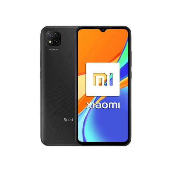 "Smartphone xiaomi redmi 9c 6,53"" mediatek helio g35 3 gb ram"