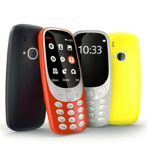 Telefono cellulare dual sim nuovo