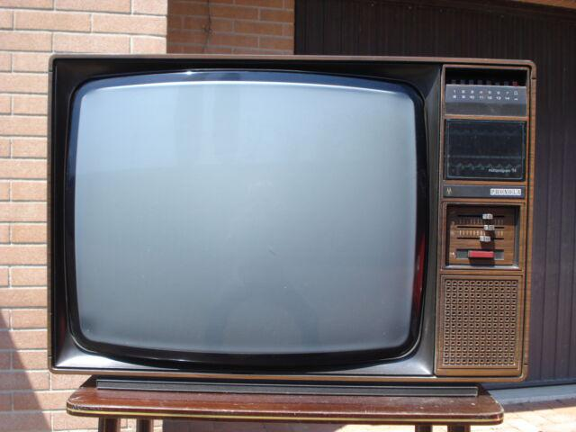 Tv b/n phonola tv 2483 multiprogram