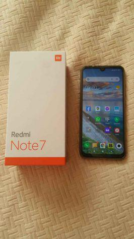 Xiaomi redmi note 7 - garanzia