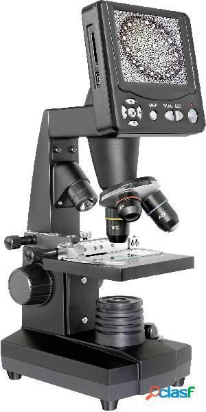 Microscopio digitale 500 x bresser optik lcd micro luce riflessa, luce trasmessa