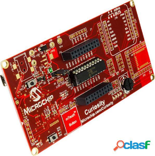 Microchip technology scheda di sviluppo dm164137 pic®