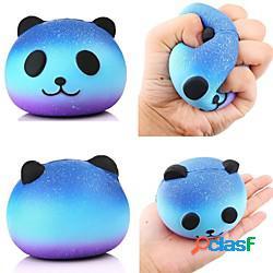 Anti-stress cielo stellato e galassie stress e ansia di soccorso panda - 1 pcs per bambini per adulto bomboniere, giocattoli educativi per la scienza, regalo per bambini e adulti miniinthebox