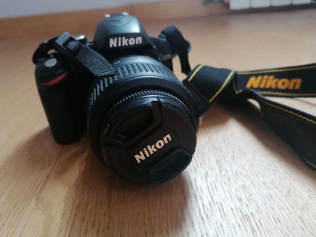 Macchina fotografica reflex nikon d3200