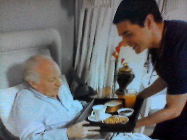 Assistenza anziani;malati;disabili