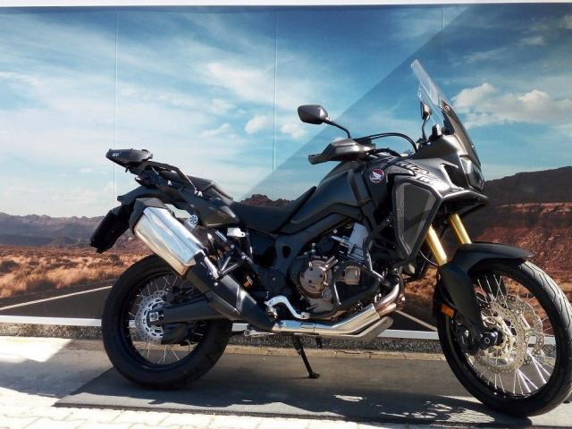 Africa twin crf 1000 l dct abs (2016 - 17)