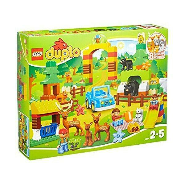 Lego duplo 10584 parco della foresta