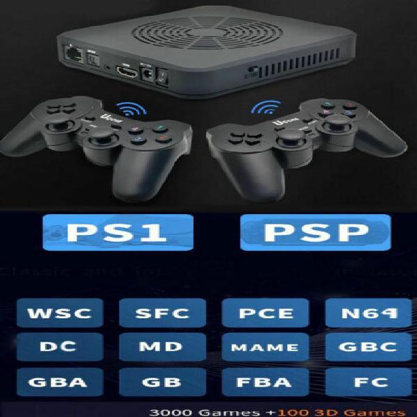 Pandora box 3d 3000 giochi mame fba + 100 giochi 3d