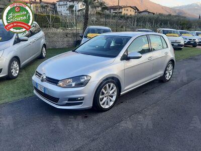 Volkswagen golf 1.6 tdi 110 cv dsg 5p. highline bluemotion