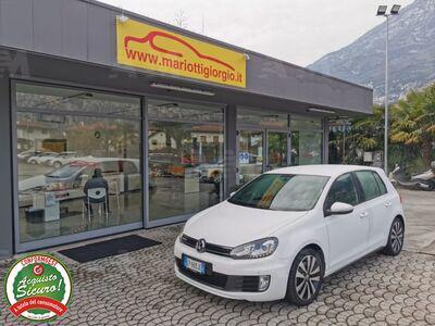 Volkswagen golf 2.0 tdi 170cv dpf 5p. gtd usata a arco -