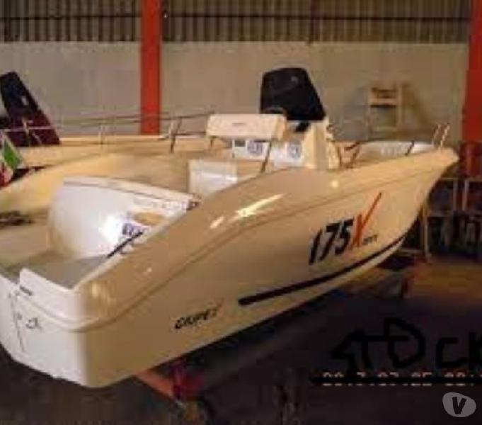 Barca open prendisole 175 1 stock bacoli - barche usate occasione