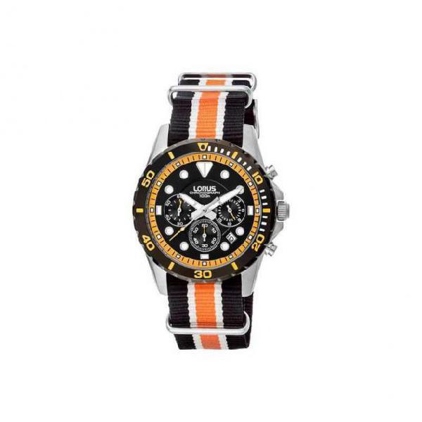 Orologio uomo lorus rt367bx1 (43 mm)