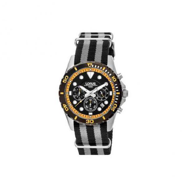 Orologio uomo lorus rt367bx2 (43 mm)