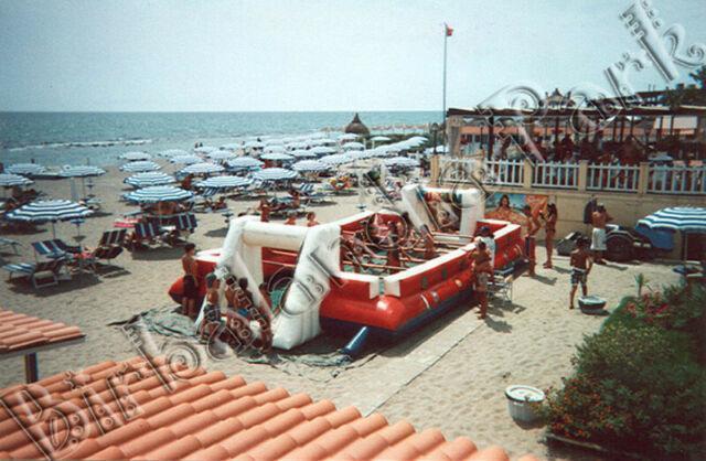 Fabbrica gonfiabili giochi da spiaggia e da mare