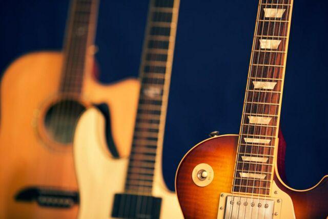 Impara a suonare la chitarra! dolo