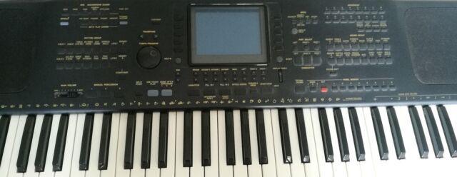 Tastiera elettronica technics sx kn 2000