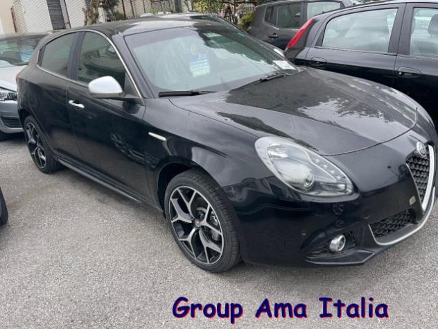 Alfa romeo giulietta 1.6 jtdm tct 120 cv ti veloce rif.