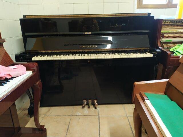 Pianoforte bechstein 116 trasporto, panca e accordatura