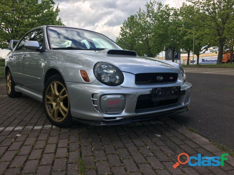 Subaru Impreza 2.0 WRX STI LHD