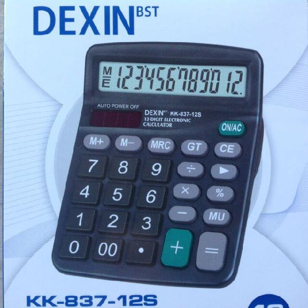 Calcolatrice elettronica digitale 12 cifre prodotto nuovo
