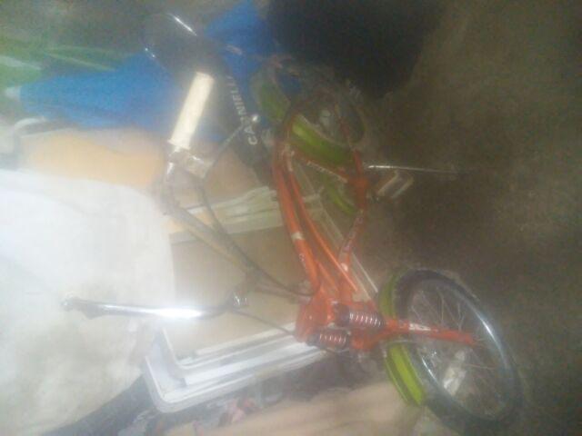Rara bici carnielli roma cross 16