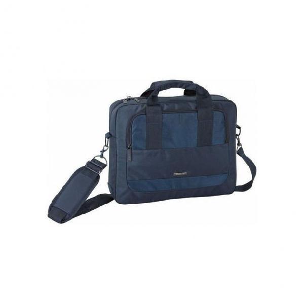 Valigetta per portatile f.c. barcelona 15,6'' blu marino