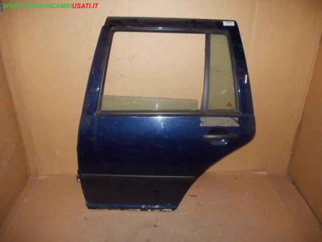 Porta post.s. blu met variant volkswagen golf (1j)