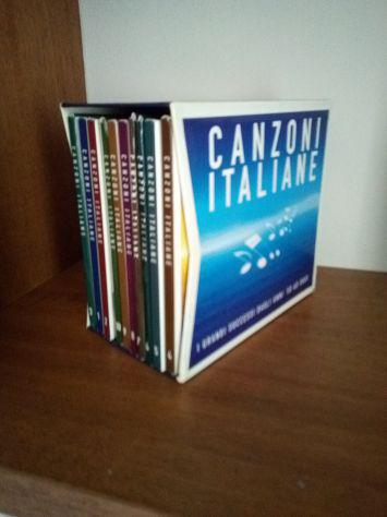 Canzoni italiane cofanetto
