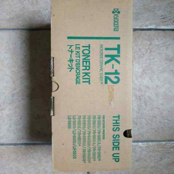 Kit toner kyocera tk-12