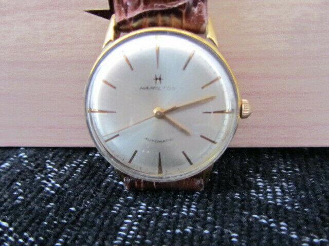 Orologio hamilto vintage.