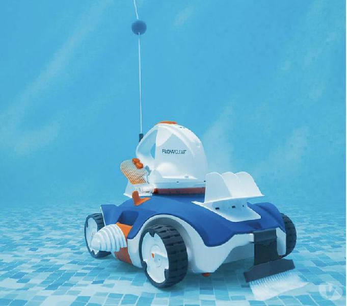 Robot pulitore bestway per pulizia piscina 58482 flowclear a ventimiglia