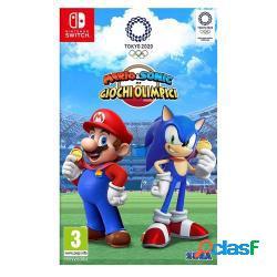 Sega videogioco mario & sonic ai giochi olimpici tokyo 2020 - per nintendo switch - Sega