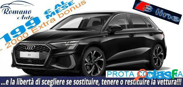 Audi a3 diesel in vendita a pollena trocchia (napoli)