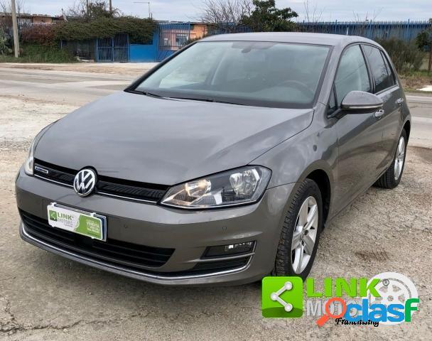 Volkswagen golf metano in vendita a foggia (foggia)