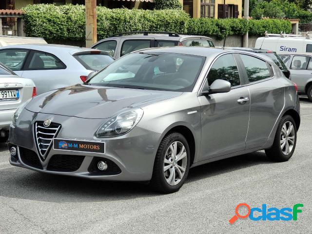 Alfa romeo giulietta diesel in vendita a trieste (trieste)