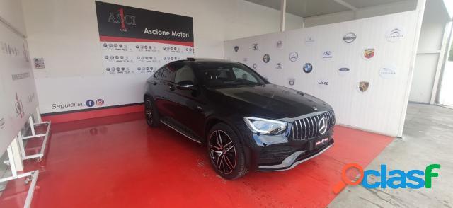Mercedes glc benzina in vendita a giugliano in campania (napoli)